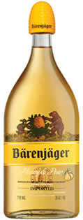 Barenjager Liqueur Honey & Pear 750ml